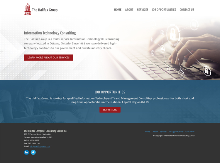 The Halifax Computer Consulting Group